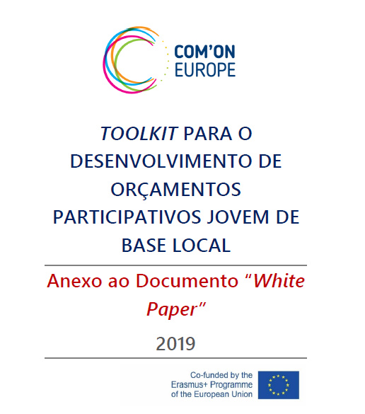 Toolkit para o desenvolvimento de orçamentos participativos jovem de base local