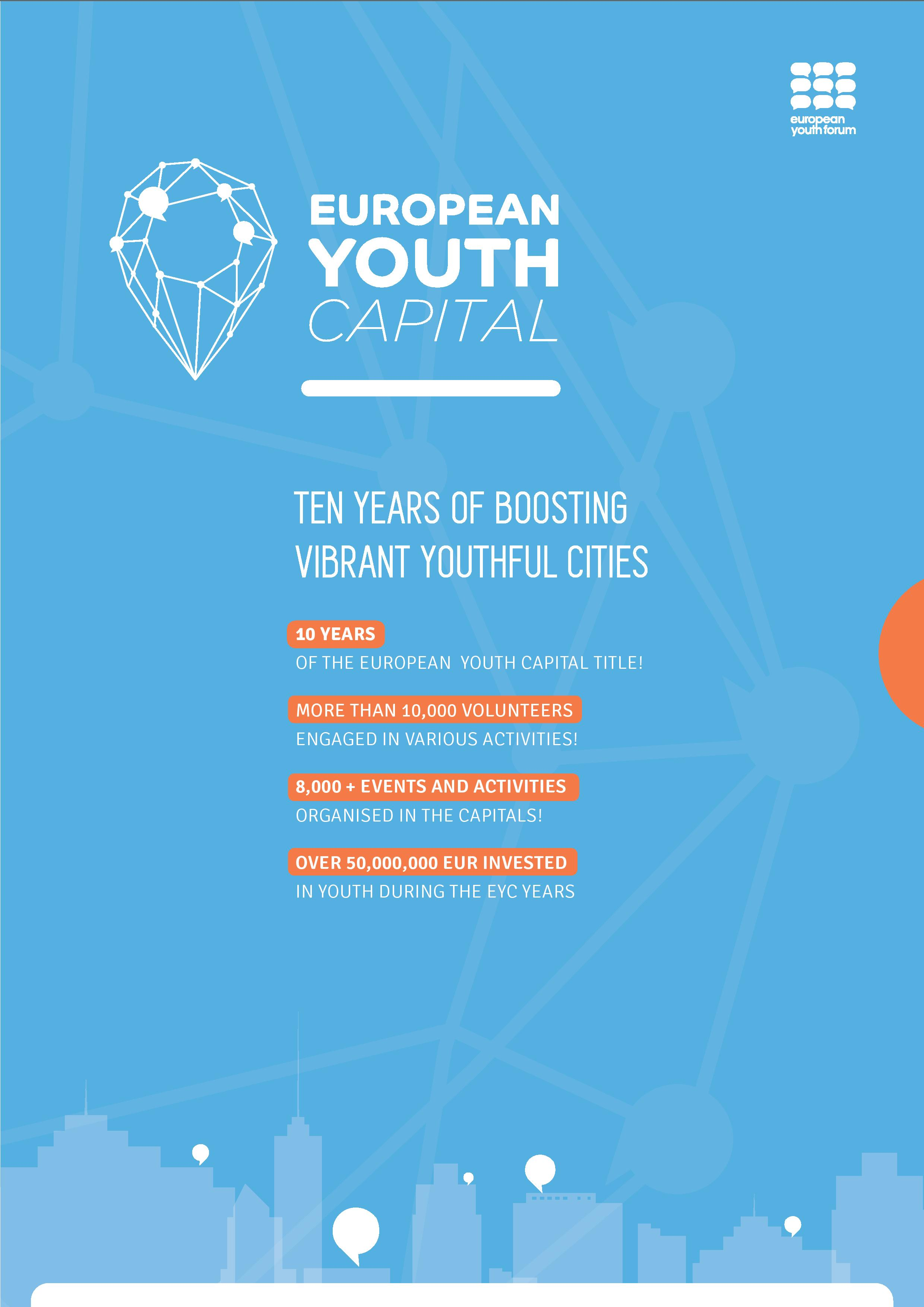 European Youth Capitals - Ten Years of Boosting Vibrant Youthful Cities
